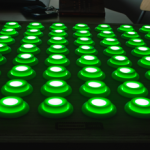 Monome x Arcade Buttons [MaxMSP, Objects]