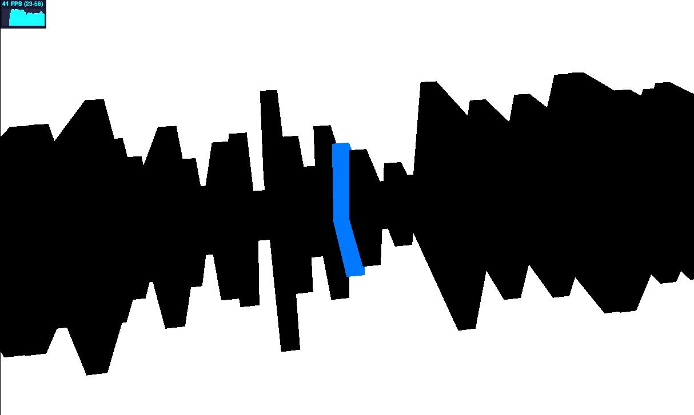 3D Waveform [Javascript]: Visualizing music with Javascript