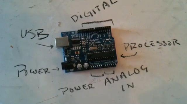 Arduino + Servo + openCV Tutorial [#openFrameworks] by Joshua Noble