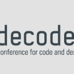 Decoded [Processing, Events + Giveaway]