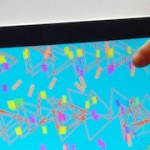 MotionPhone – Network-enabled Communication with Colors, Shapes, and Movement [iPad]