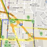 BKME.ORG –A Web Platform for Reclaiming Bike Lanes