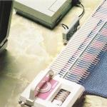 Nintendos plans for a NES knitting machine
