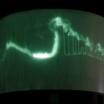 Snail Trail – Laser sculpture