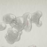 Pencil sketched metaballs