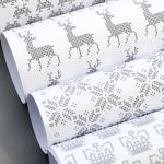 Printable Christmas Wrap