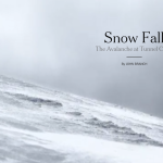 Snow Fall: The Avalanche at Tunnel Creek