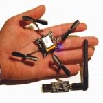 Tiny, Hackable Quadcopter Drone Launches Pre-Orders