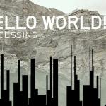 Hello World! Processing