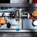 Makr Shakr – Robotic 'barmen' and crowd-sourced drinks