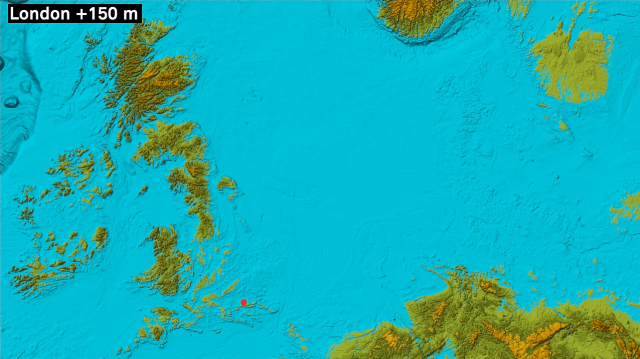 Speculative Sea Levels