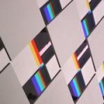 M0za1que – Kinetic light art installation by LAb[au]