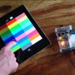 Controlling LEDs from iOS Device on Raspberry Pi