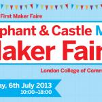 London: Elephant & Castle Mini Maker Faire