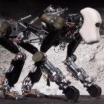 Germans Developing Robot Ape