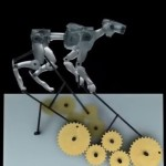 Mechanical characters made easy