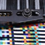 Fragmented Memory – Extracts from computer's physical memory to produce textiles