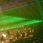 The Rite of Spring – Sound Responsive Laser Performance by Arcade