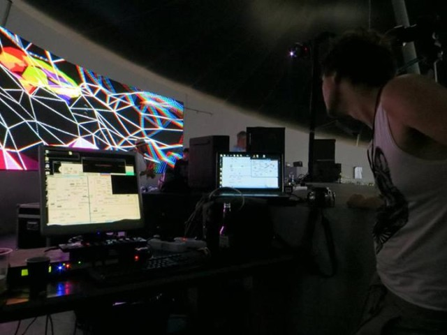 In-Visible (Kazantip Festival - 11 years of video evolution) Vadim Epstein, Anton Kalabukhov