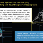 TouchDesigner 088 Adds Crazy-Awesome Savvy in Mapping, Scripting, Sound and Music, More