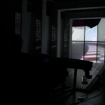 Students at HfG create an immersive Spaceracer using screens + 5625 LEDs