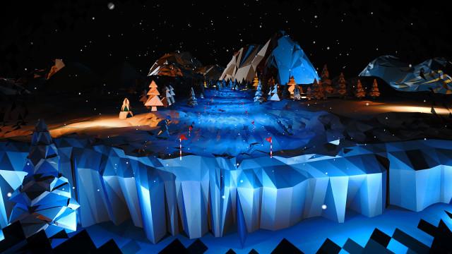 Raduga Design (One Year to the XXII Olympic Winter Games 2014 in Sochi) Ivan Nefedkin