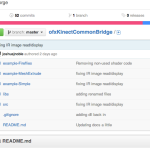 ofxKinectCommonBridge – A wrapper for the simple Kinect for Windows library