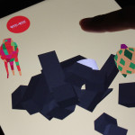 Drei – Game about logic, skill and collaboration for the iPad