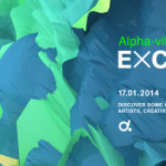 Alpha-ville launches new event for the art, tech & creative communities.
