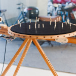 Theometrica – Generative sound synthesis instrument inspired by acupuncture