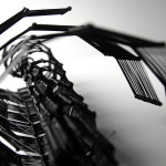 Filament Sculptures by Lia – 3D printing by printhead movement