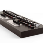 12 – Sound sequencer comprised of 12 digitally controlled music boxes