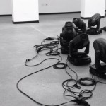 Fari – Choreographed array of moving light heads