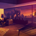 SUNSET – a first-person videogame thriller by Tale of Tales
