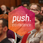 push.conf is back for a unique blend of innovative interactions and user experience!