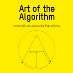 The Art of the Algorithm – LDF 2014 / London / 19 -23 Sept