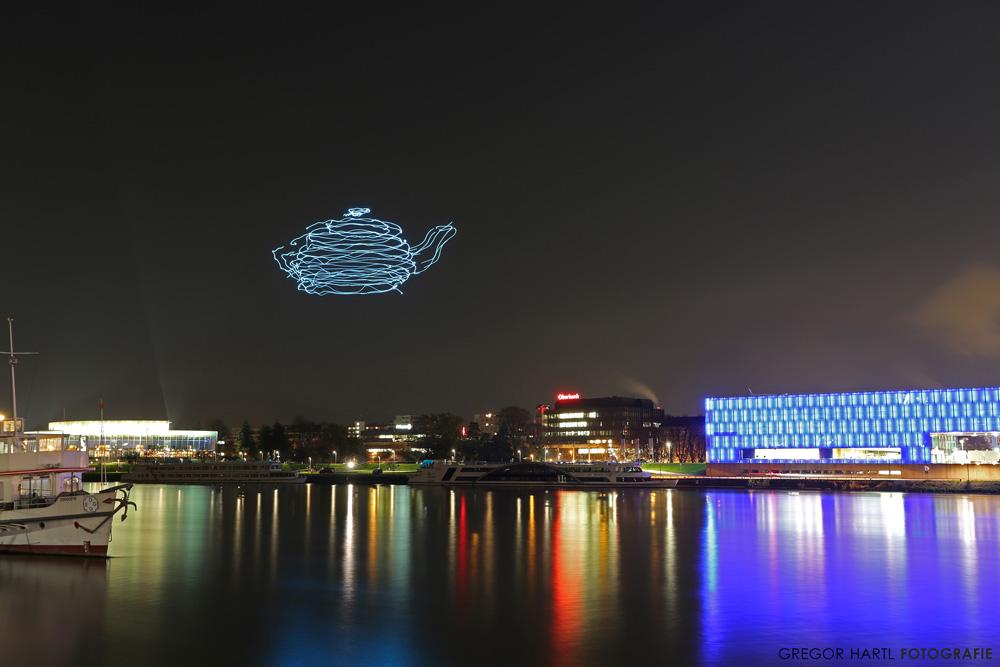 spaxels lights 01 web - Spaxels, dibujando en el aire con drones