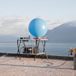 Attachment by David Colombini – Poetic machine to send messages to someone, somewhere