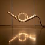 Light Kinetics – Interactive light using a physics simulator