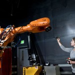 Quipt – Teaching industrial robots spatial behaviours for human interaction