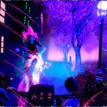 Bitmap Banshees – Psychedelic science-fiction slash-B-grade horror frogger reality