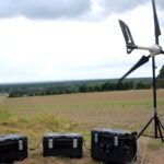 HARVEST – Mining cryptocurrency with wind to fund climate research
