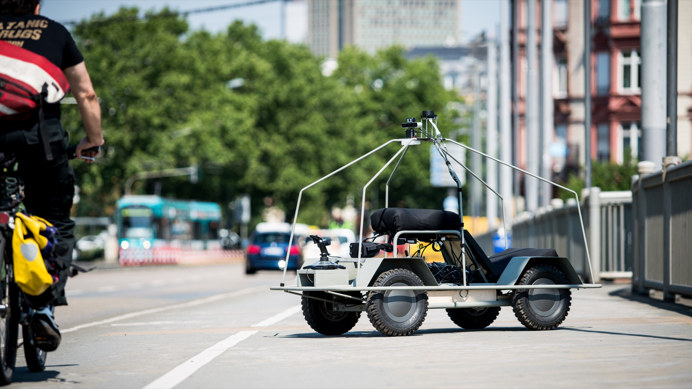 Who Wants to be a Self-Driving Car? – Empathising with self