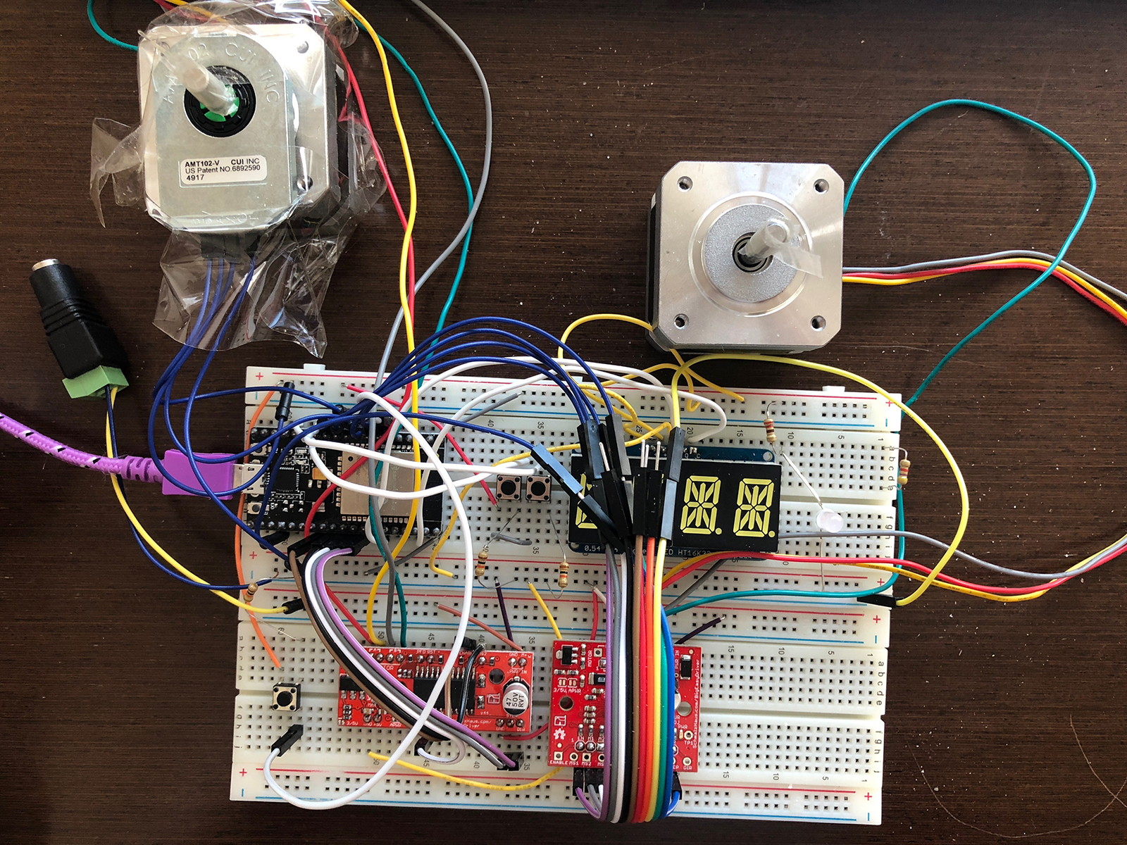 Connected Tools Devices That Mediate Smartphone Consumption Will Need To Breadboard This And Report Some Results The Esp32 Connects Internet Downloads Actual Average Performance Users Can Then Check On Screen Have A Visual