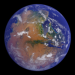 Terra Mars – ANN's topography of Mars in the visual style of Earth