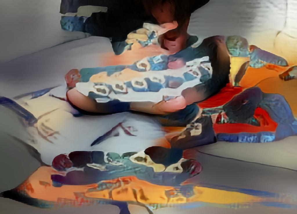 Auria Kathi – an AI Artist living in the cloud