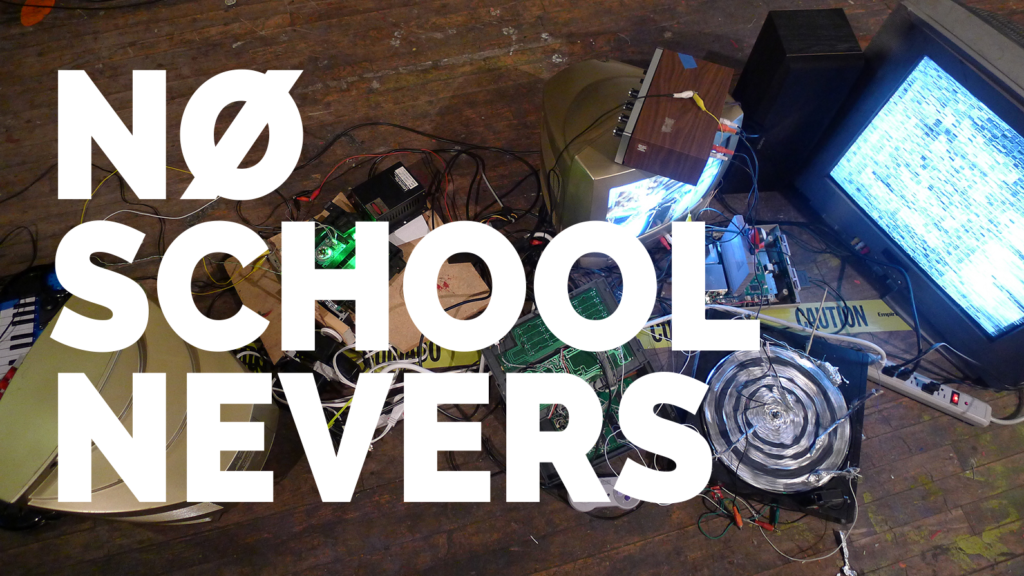 NØ SCHOOL NEVERS [ART + TECH + ENVIRONMENT SUMMER SCHOOL] FRANCE