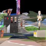 Neuhaus.world – Participatory, interactive music video for Lake of Pavement