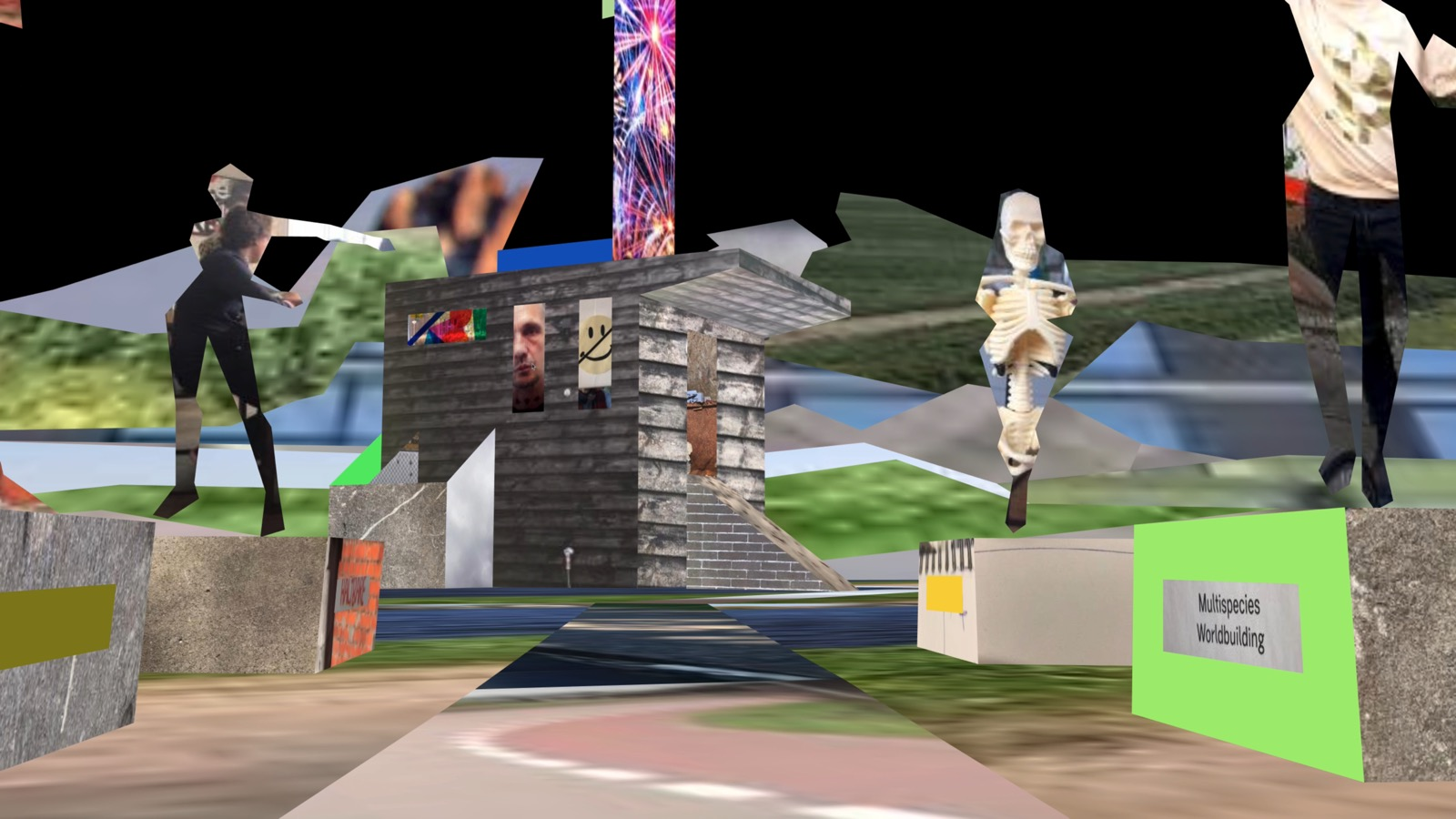Neuhaus World Participatory Interactive Music Video For Lake Of