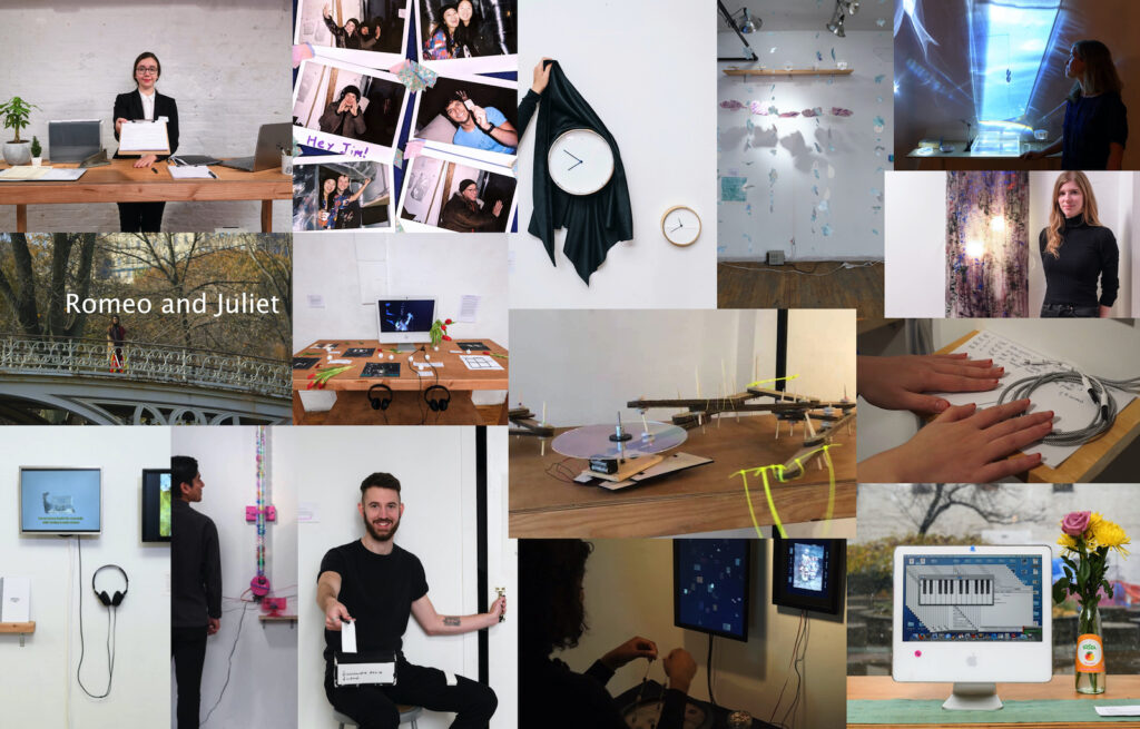 SFPC Fall 2019 Student Showcase